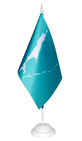 флаг сахалинской области