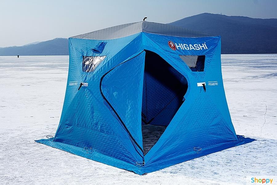 палатка куб для зимней рыбалки красноярск