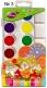 Краски акварельные Erich Krause 12 цветов, медовые