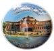 Тарелка  Краеведческий музей, керамическая