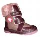 Ботинки для девочки Котофей 452042-43 зимние