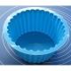 Форма для выпечки куличей силиконовая большая  18 см