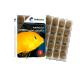 Замороженный корм для рыб Экокорм Мясо белых рыб,100 г