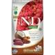 Сухой корм для взрослых собак мелких пород Farmina N&D Adult Dog Quinoa Scin&Coat Venison оленина,киноа,кокос 800 г