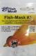 Прозрачные пластиковые головки Fish Skull™ FISH MASK