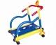 Тренажер детская беговая дорожка Baby Gum LEM-KTM-002 (механическая)