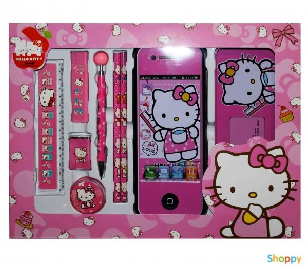Набор косметики hello kitty купить в москве чемодан для косметики купить недорого интернет магазин